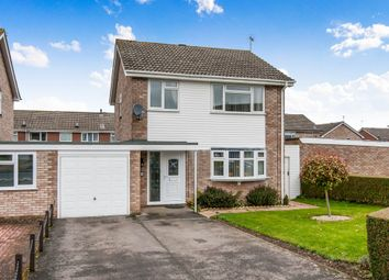 Thumbnail 3 bed link-detached house for sale in Hickling Drive, Bury St. Edmunds