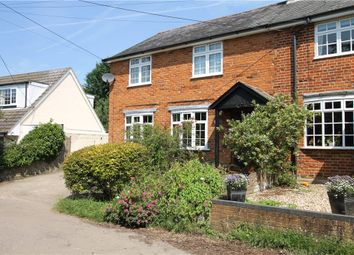 Thumbnail 4 bed end terrace house for sale in Killy Hill, Chobham, Woking, Surrey