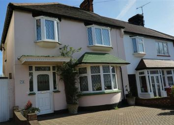 Thumbnail 4 bedroom end terrace house for sale in Sandringham Road, Southchurch, Essex