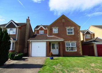 Thumbnail 3 bed detached house for sale in Thomas Gibson Drive, Horncastle, Lincolnshire