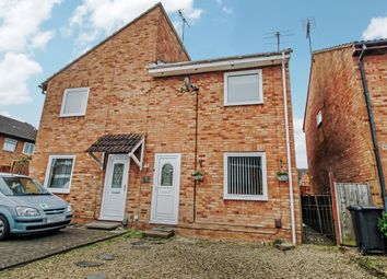 Thumbnail 3 bed semi-detached house to rent in Fleetwood Court, Freshbrook, Swindon