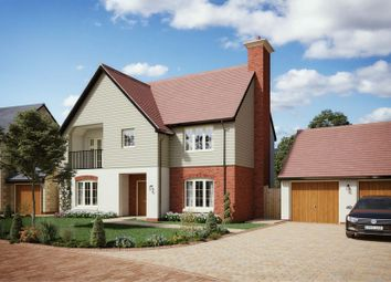 Thumbnail 4 bed detached house for sale in Southmoor Gardens, Southmoor, Abingdon