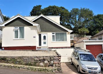 Thumbnail 5 bed detached bungalow for sale in Dolphin Court Road, Paignton