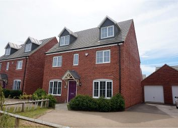 Thumbnail 5 bedroom detached house for sale in Mayfly Road, Dragonfly Meadows, Pineham