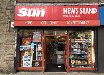 Thumbnail Retail premises for sale in Saltcoats, Ayrshire