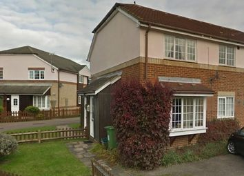 Thumbnail 1 bed semi-detached house to rent in Thomas Rochford Way, Cheshunt, Hertfordshire