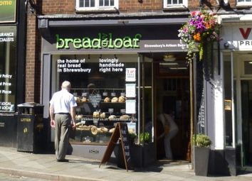 Thumbnail Retail premises for sale in 7 Castle Gates, Shrewsbury