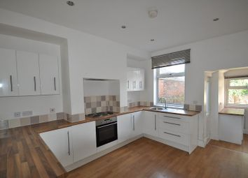 Thumbnail 3 bedroom terraced house to rent in High Street, Silverdale, Newcastle Under Lyme