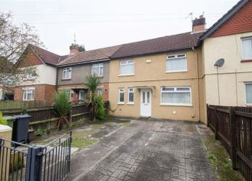 Thumbnail 2 bedroom terraced house for sale in Ty Coch Road, Cardiff