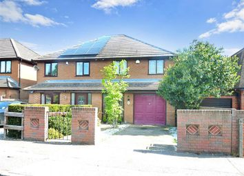 Thumbnail 4 bed semi-detached house for sale in Willingale Terrace, Loughton, Essex