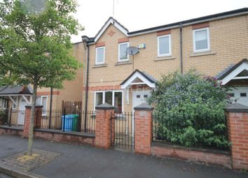Thumbnail 3 bed semi-detached house for sale in Yew Street, Manchester