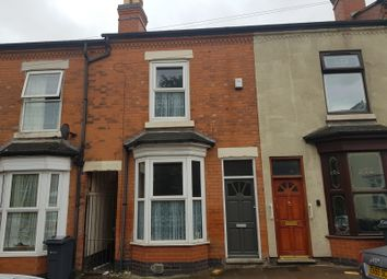 Thumbnail 2 bed terraced house for sale in Leonard Road, Handsworth