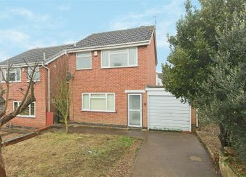 Thumbnail 3 bed detached house for sale in Marmion Road, Thorneywood, Nottingham