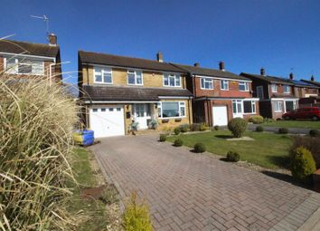 Thumbnail 4 bed detached house for sale in Wyvern Close, Old Town, Swindon
