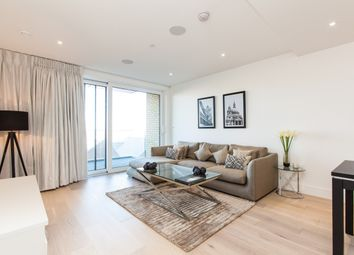 Thumbnail 2 bed flat to rent in Westbourne Apartments, Central Avenue, Fulham Riverside