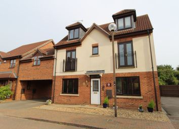 Thumbnail 4 bedroom link-detached house for sale in Berrington Grove, Westcroft