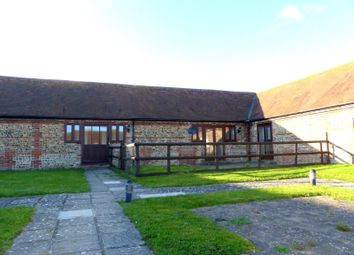 Thumbnail 3 bed property to rent in Headhone Barns, Lidsey Road, Bognor Regis