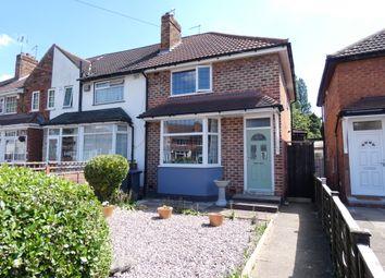 Thumbnail End terrace house for sale in Birdbrook Road, Great Barr, Birmingham
