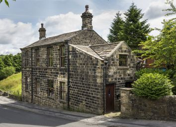 Thumbnail 5 bed detached house for sale in Mytholmes, Haworth, Keighley, West Yorkshire