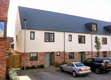 Thumbnail 3 bedroom end terrace house to rent in Old School Yard, Debden Road, Saffron Walden