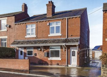 Thumbnail 6 bed semi-detached house for sale in High Street, Crigglestone, Wakefield