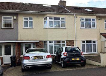 Thumbnail 4 bed terraced house for sale in Hulse Road, Brislington, Bristol