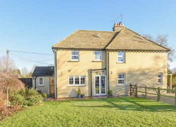 Thumbnail 3 bed semi-detached house for sale in Kelmscott, Lechlade