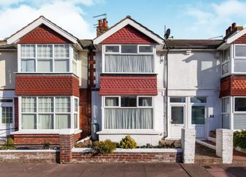 Thumbnail 3 bed terraced house for sale in Desmond Road, Eastbourne, East Sussex
