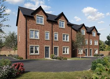 3 bed town house for sale in Holly Drive, Cottam, Preston PR4