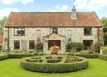 Thumbnail 4 bed equestrian property for sale in Church Road, Norton Malreward, Bristol