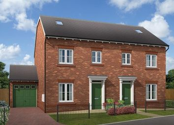 Thumbnail 4 bed semi-detached house for sale in The Hardy, Birch Heath Road, Tarporley, Cheshire