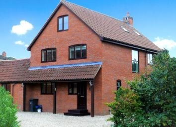 Thumbnail 5 bed detached house for sale in Newton Poppleford, Sidmouth, Devon