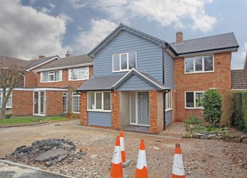 Thumbnail 5 bed detached house to rent in Meadow Rise, Barton