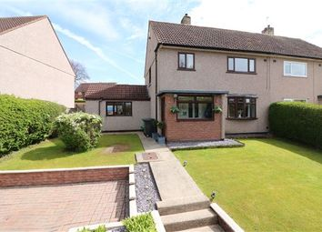 Thumbnail 3 bed semi-detached house for sale in Hespek Raise, Carlisle, Cumbria