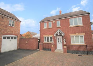 Thumbnail 3 bed detached house for sale in Orleton Terrace, Wellington, Telford