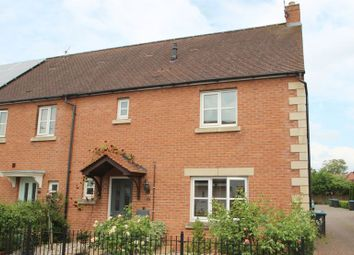 Thumbnail 3 bed end terrace house for sale in Amis Way, Stratford-Upon-Avon