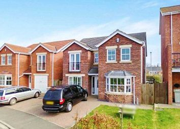 Thumbnail 4 bed detached house for sale in Mulberry Way, Skegness