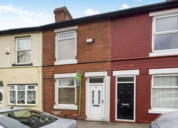 Thumbnail 2 bedroom terraced house for sale in St. Albans Road, Bulwell, Nottingham