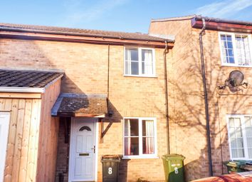 Thumbnail 2 bed terraced house for sale in Norman Close, Scarning, Dereham