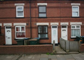Thumbnail 3 bed terraced house to rent in Caludon Road, Coventry