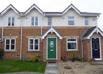 Thumbnail 2 bed town house for sale in Flossmore Way, Gildersome, Leeds, West Yorkshire