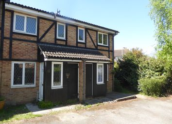Thumbnail 1 bed terraced house to rent in St. Nicholas Court, Basingstoke