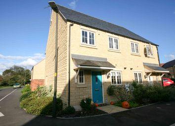 Thumbnail 3 bed semi-detached house for sale in Sunderland Road, Moreton-In-Marsh