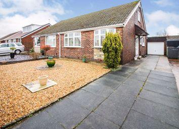 Thumbnail Semi-detached bungalow for sale in Sunningdale Avenue, Radcliffe, Manchester