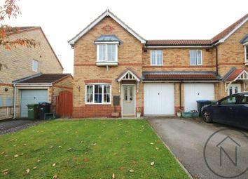 Thumbnail 3 bed semi-detached house for sale in Pinewood Close, Newton Aycliffe