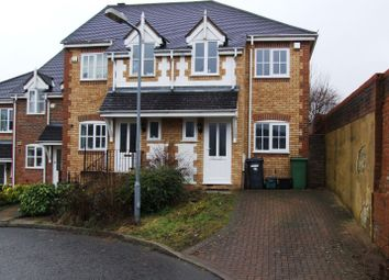 Thumbnail 3 bed semi-detached house to rent in Wheelers Park, High Wycombe
