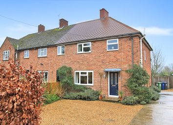 Thumbnail 3 bed end terrace house for sale in Earith Road, Willingham, Cambridge