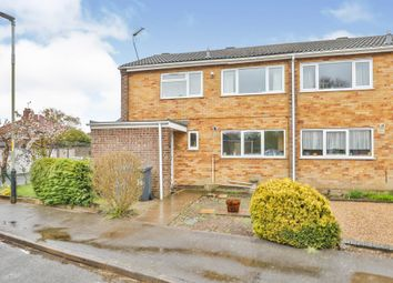 Thumbnail 3 bed semi-detached house for sale in Bramfield Close, Norwich