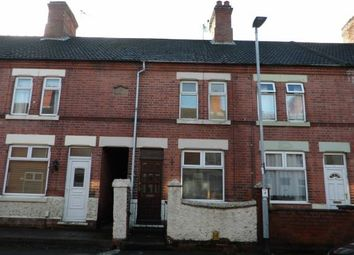 Thumbnail 3 bed terraced house for sale in Victoria Road, Coalville