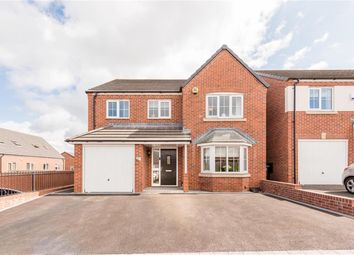 Thumbnail 4 bed detached house for sale in King Edmund Street, Dudley
